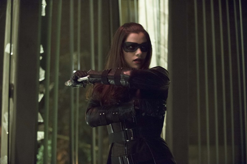 Arrow Saison 2 Teaser Pour L 233 Pisode 17 Birds Of Prey