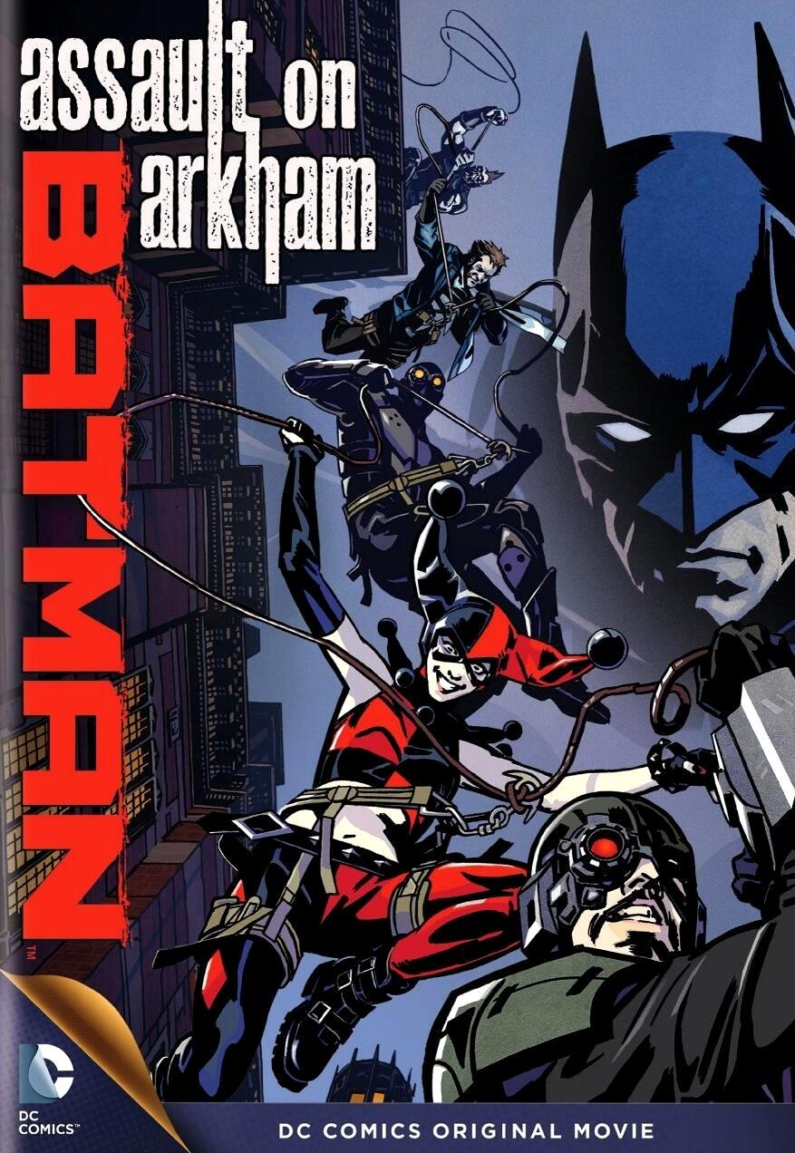 Assault On Arkham