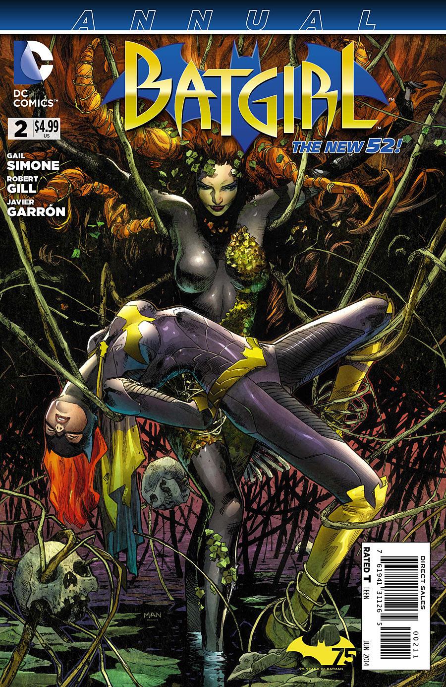 Preview Batgirl Annual 2