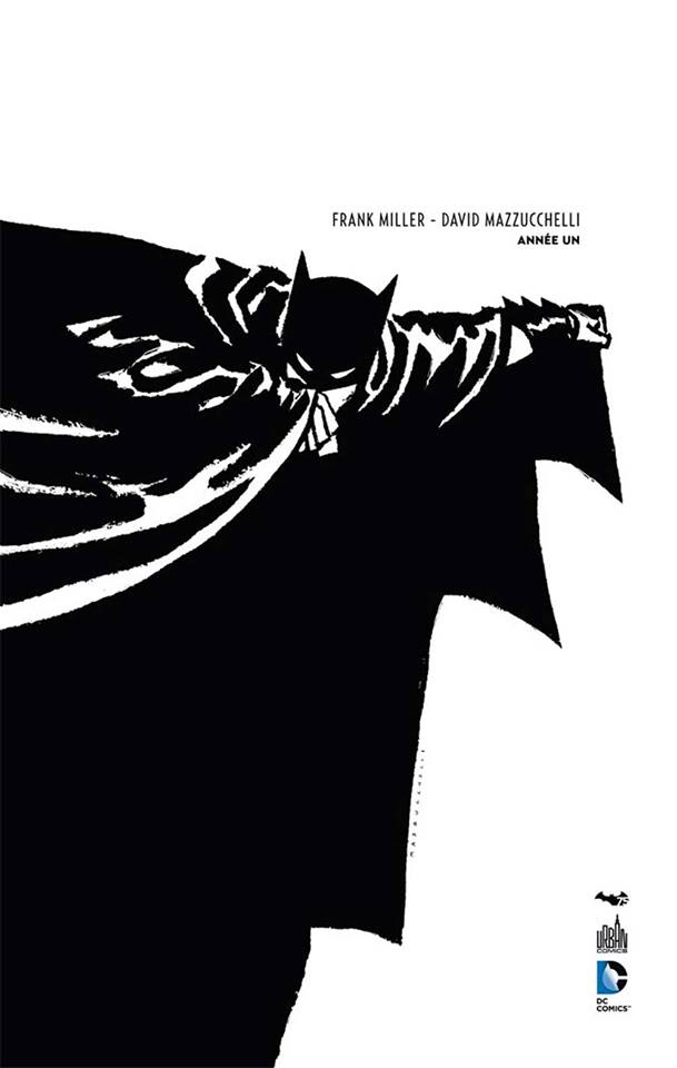 Batman Année Un – N&B – Edition 75 Ans