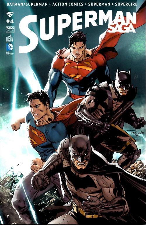Review Superman Saga #4