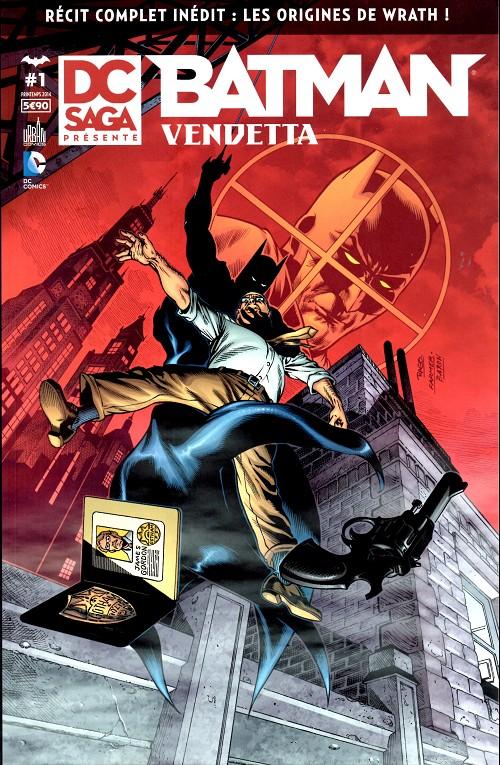 DC Saga Présente #1 : Batman Vendetta