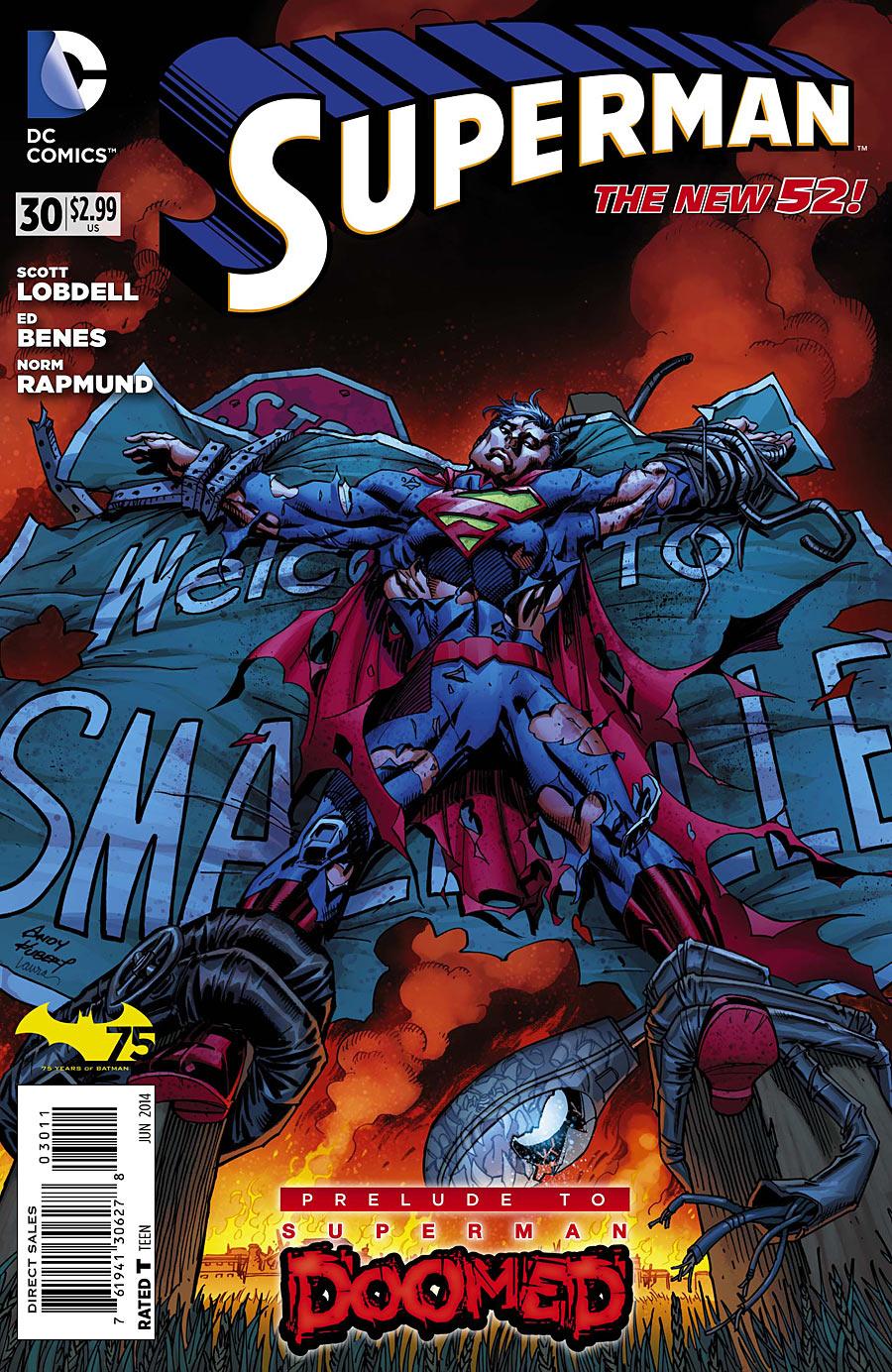 [Preview VO] Superman #30
