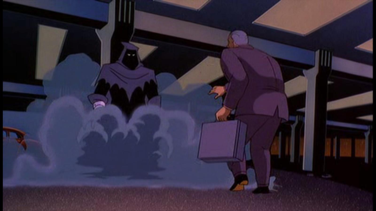 Review tv batman contre le fant me masqu - Batman contre joker ...