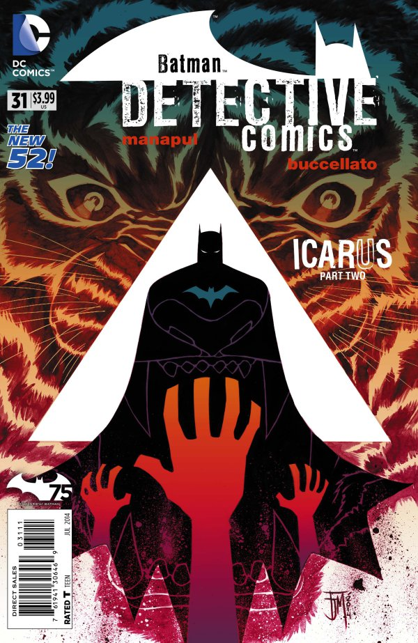 Preview Detective Comics #31