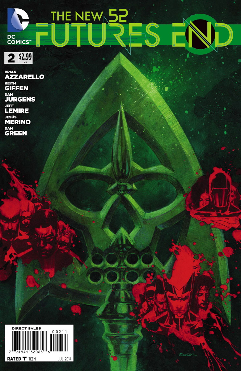 The New 52 - Futures End #2