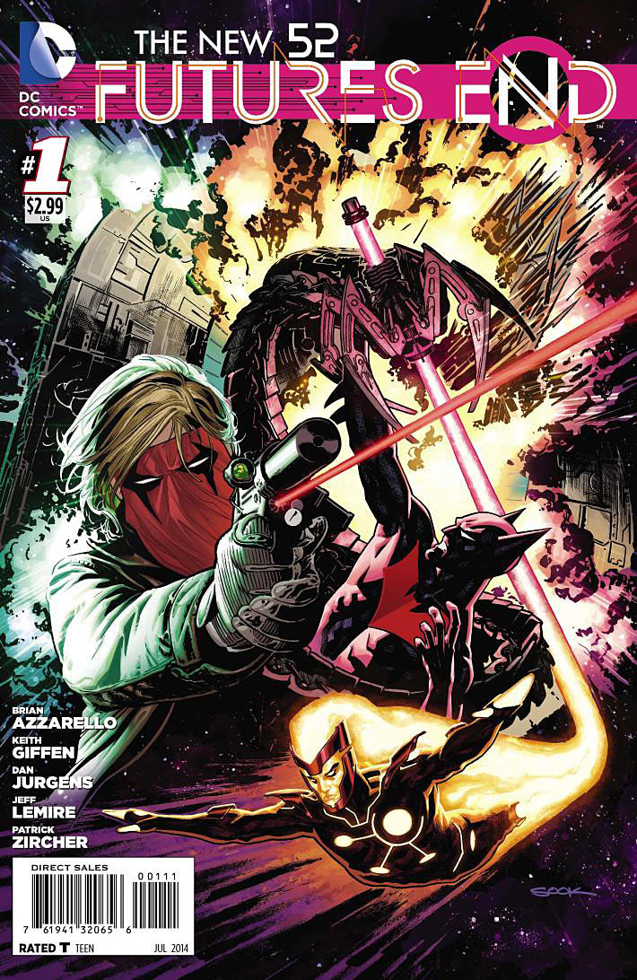 Futures End #1