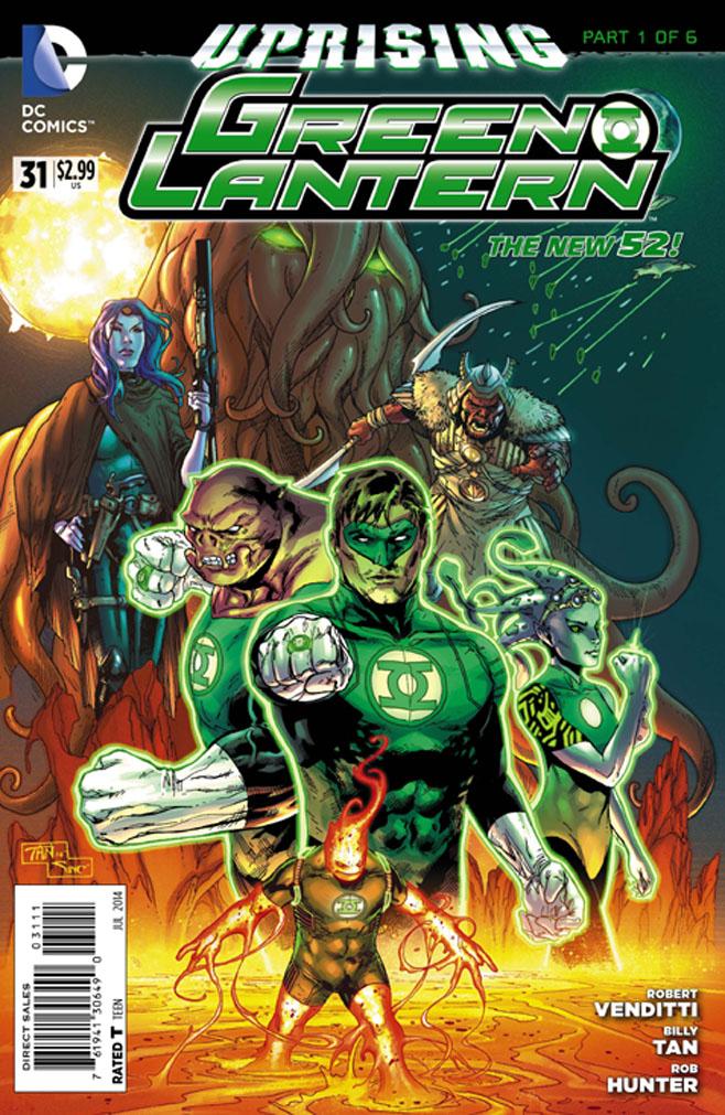 Preview Green Lantern #31