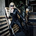 Arrow Canary Cosplay