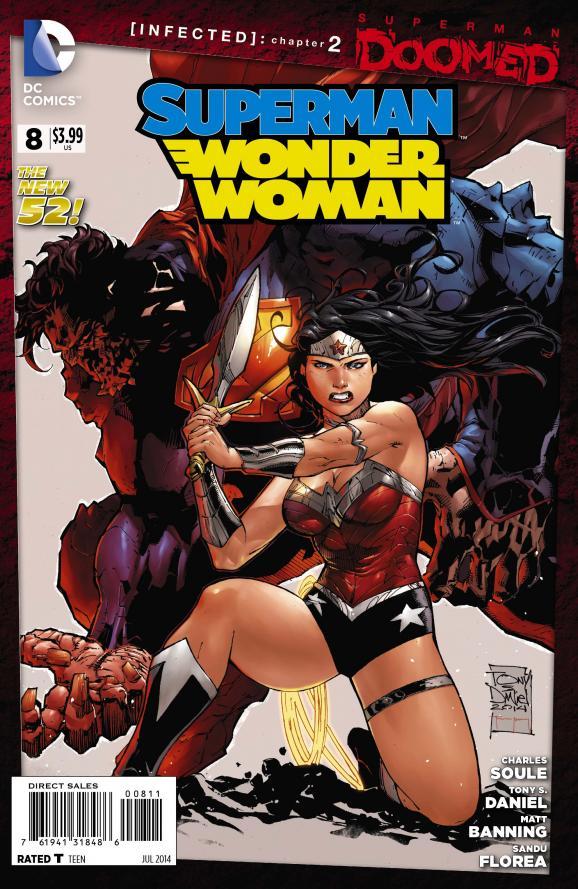 Preview Superman/Wonder Woman #8