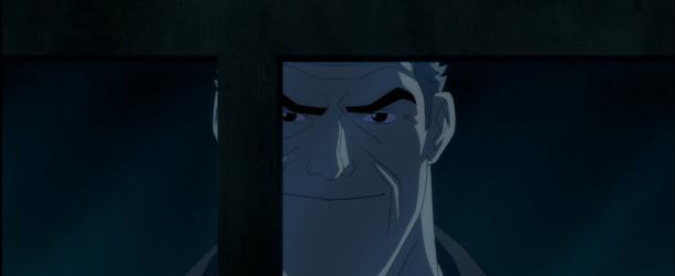 [Review TV] Batman : The Dark Knight Returns Partie 1 3
