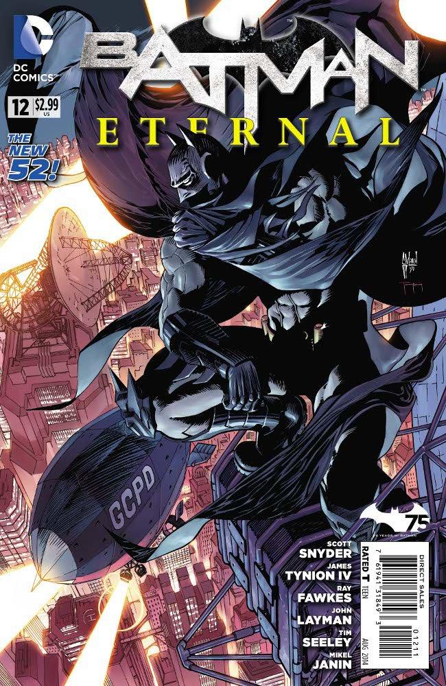 Preview Batman Eternal #12