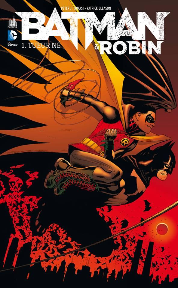 Preview Batman et Robin Tome 1 : Tueur né
