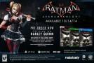"Batman : Arkham Knight, du ""solo"" pour Harley Quinn ? 1"