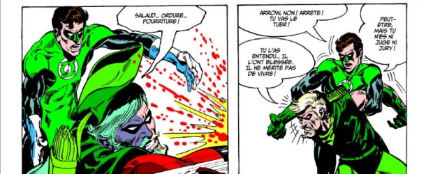 [Review VF] Green Lantern - Green Arrow 1