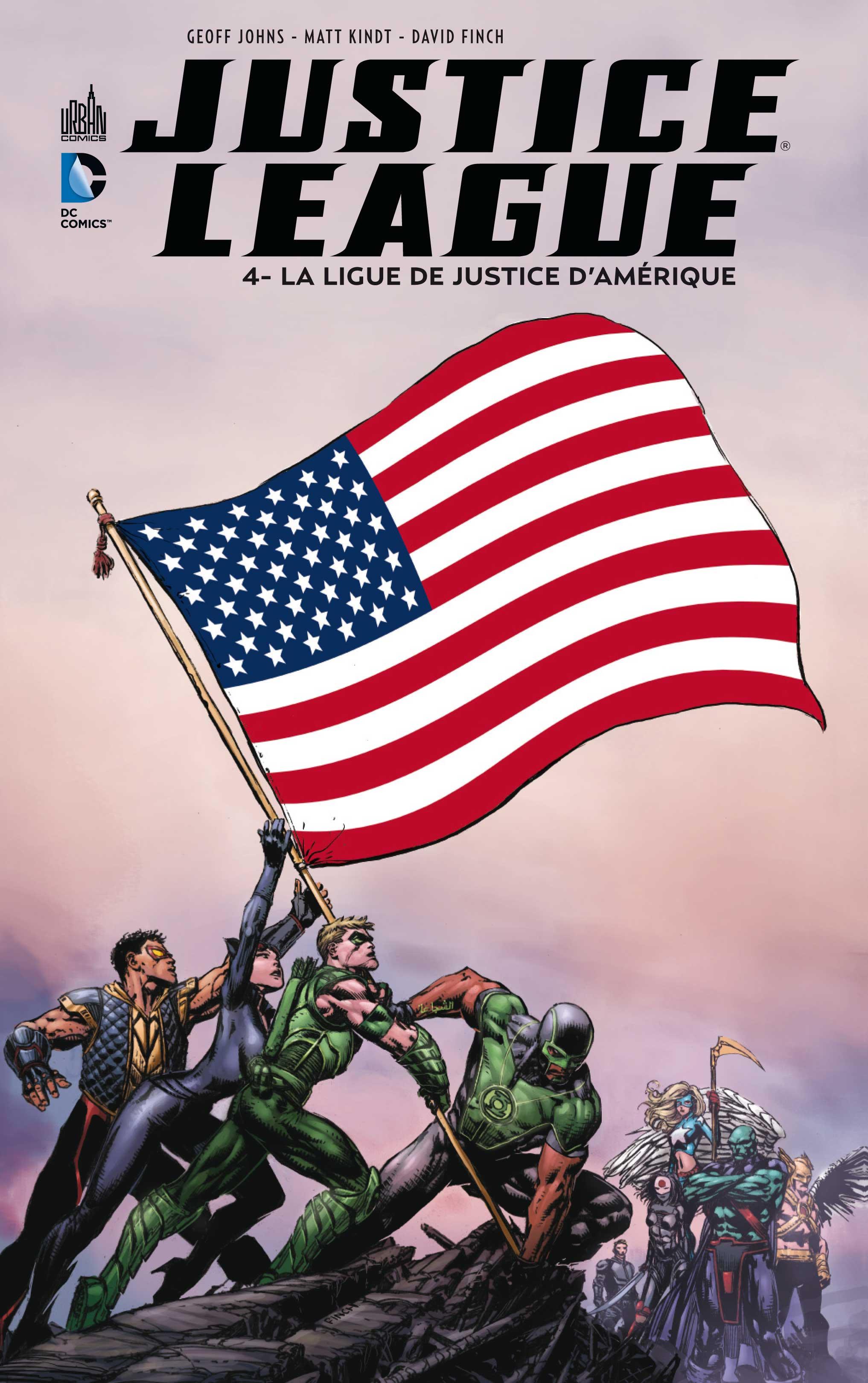 justice league review - photo #7