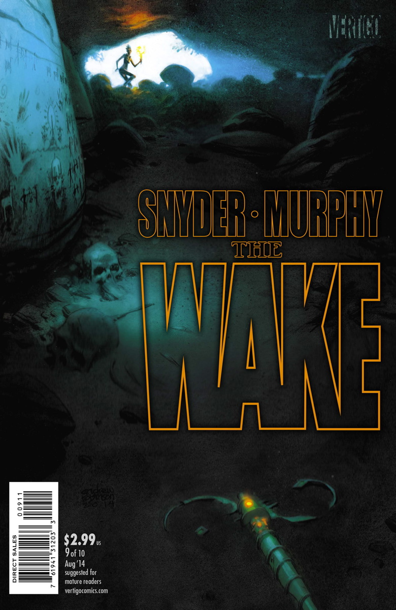 Preview The Wake #9