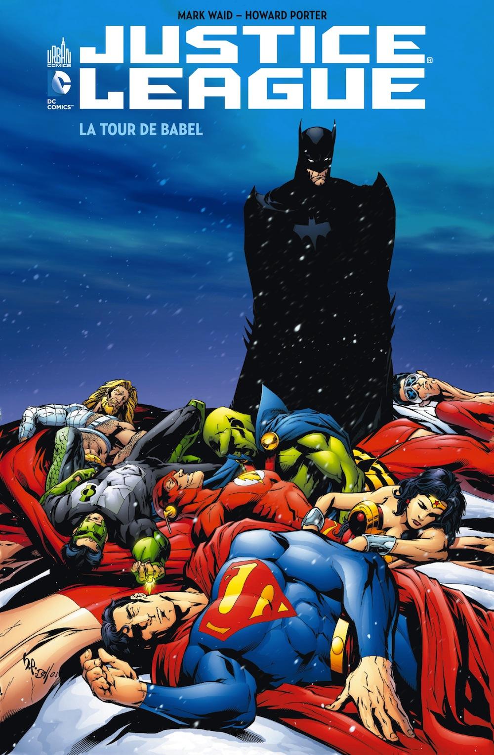 Critique de Justice League : La Tour de Babel