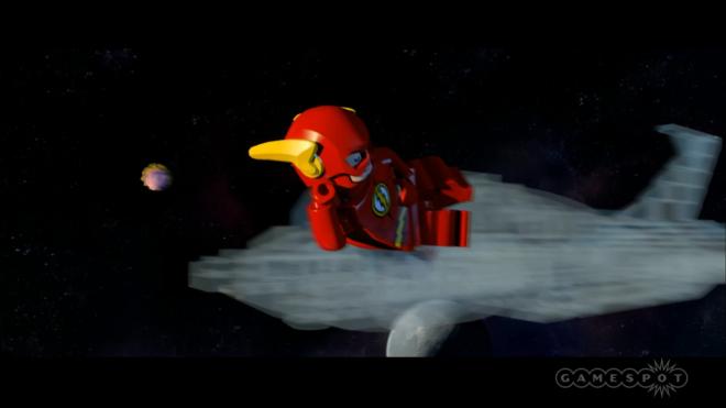 The Flash - Lego Batman 3