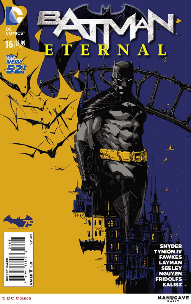 Preview Batman Eternal #16
