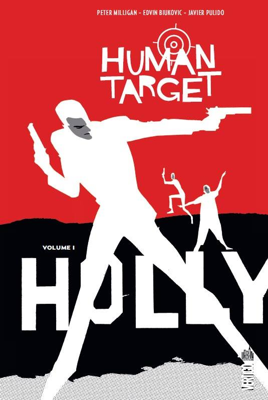 Preview Human Target tome 1