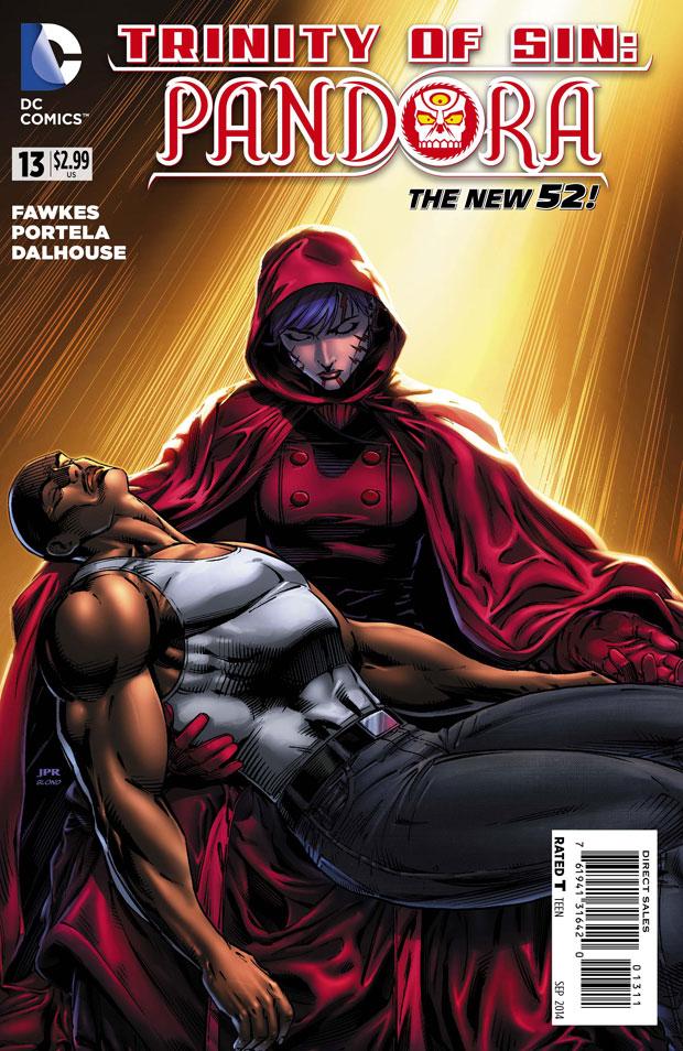 Preview Trinity of Sin : Pandora #13