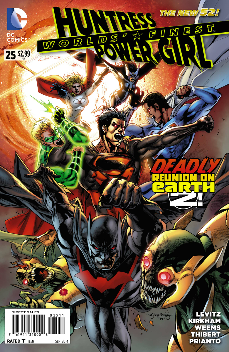 Preview Worlds' Finest #25