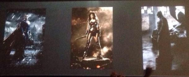 Batman v Superman : Wonder Woman révélée 1