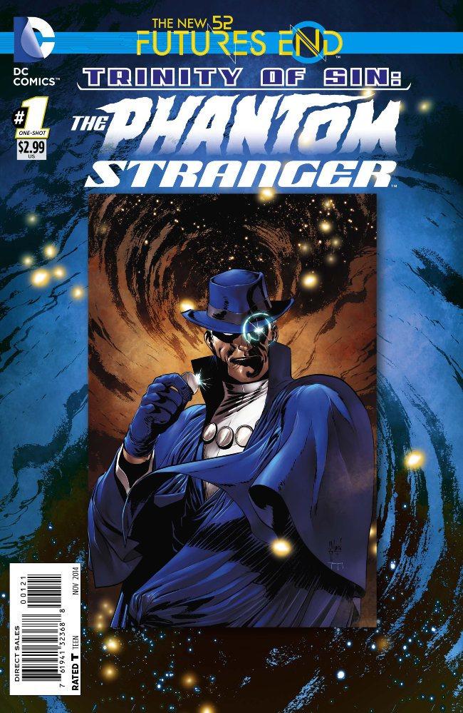 Trinity of Sin : Phantom Stranger Futures End #1