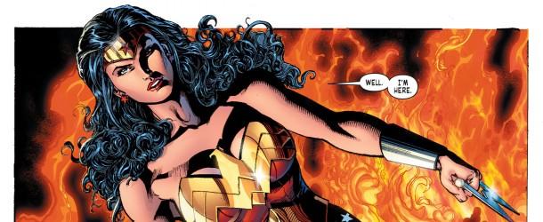 Review Sensation Comics feat. Wonder Woman #1