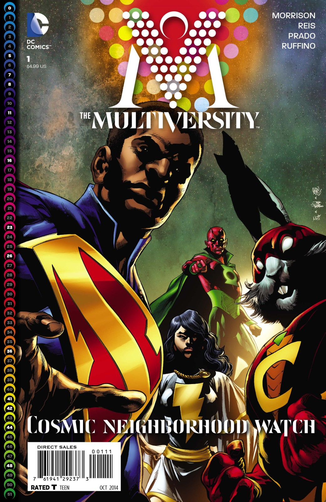 Preview The Multiversity #1