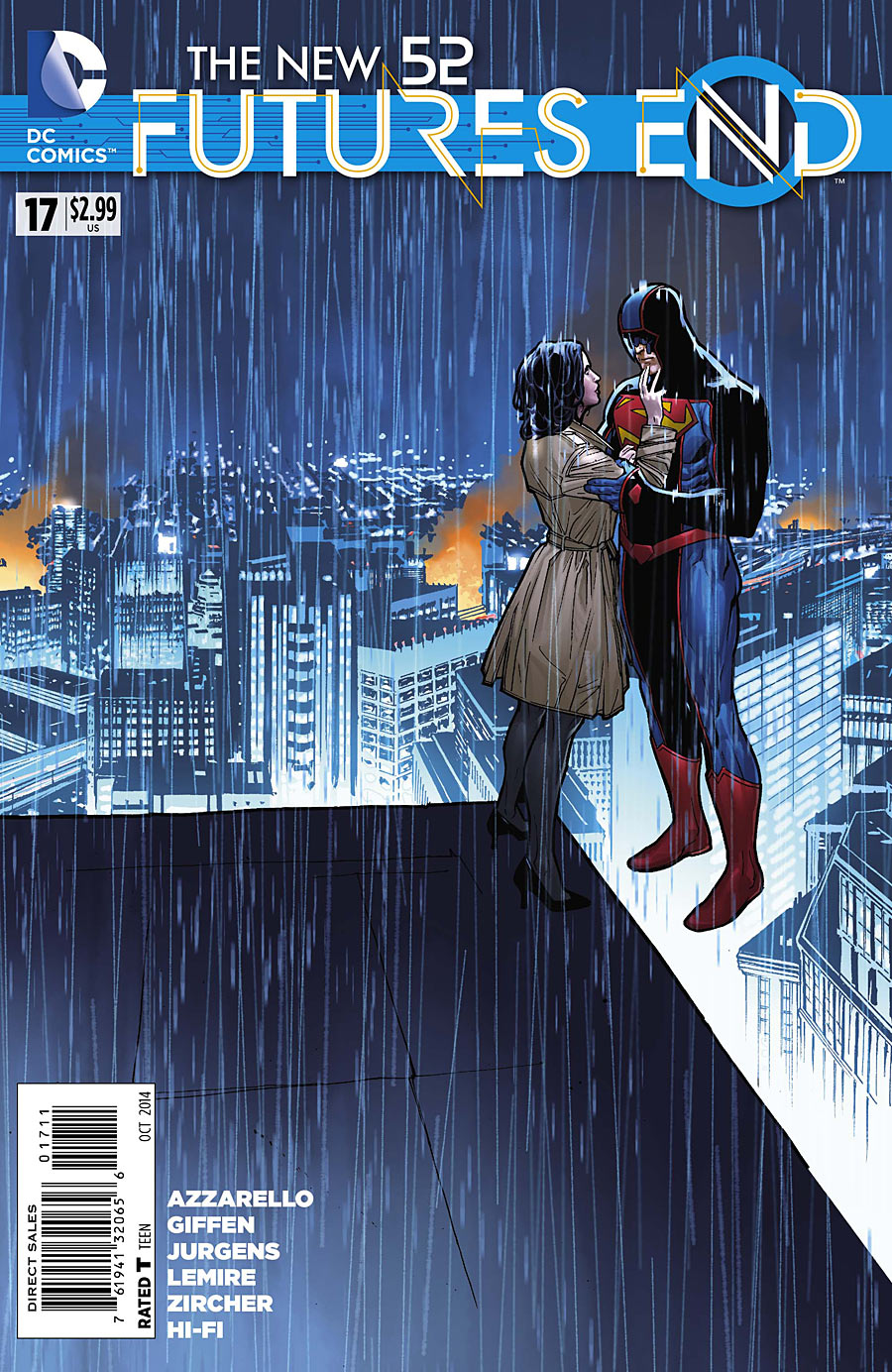 The New 52 : Futures End #17
