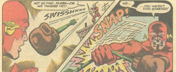 Showcase #32 - Teen Titans #53 : Origines des Teen Titans 1