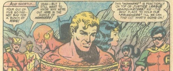 Showcase #32 - Teen Titans #53 : Origines des Teen Titans 2