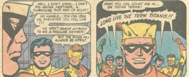 Showcase #32 - Teen Titans #53 : Origines des Teen Titans 3