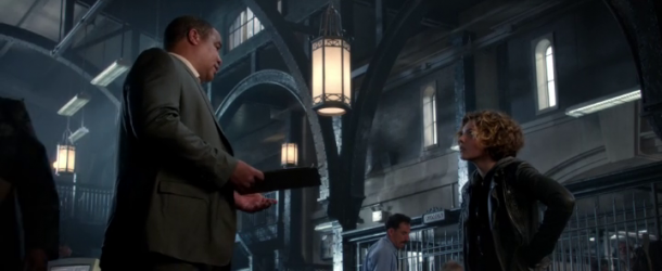 """[Review TV] Gotham - S01E02 """"Selina Kyle"""" 2"""