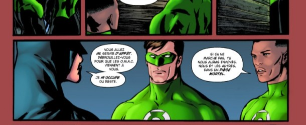 [Review VF] Infinite Crisis Tome 1 2
