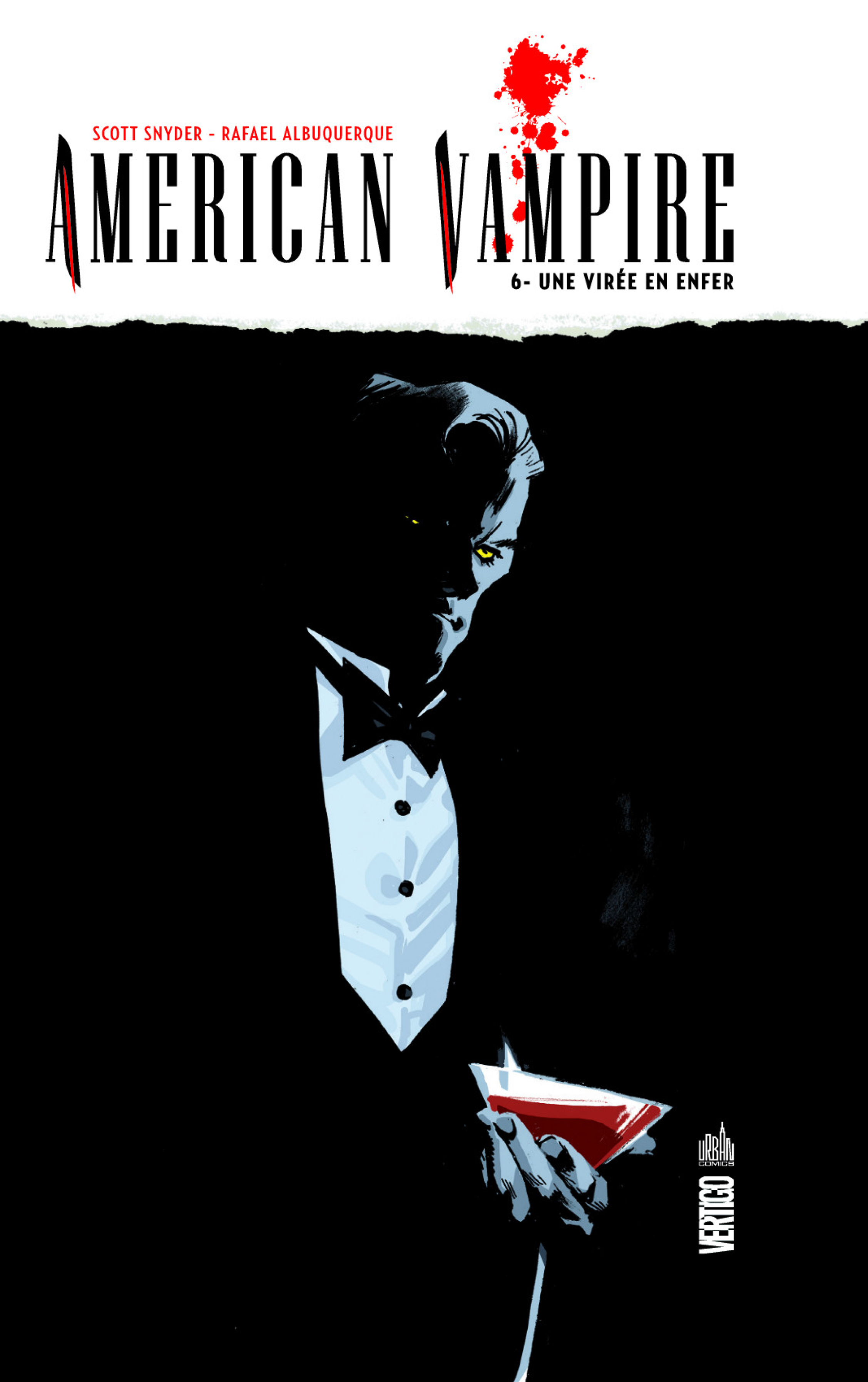 [Review VF] American Vampire Tome 6