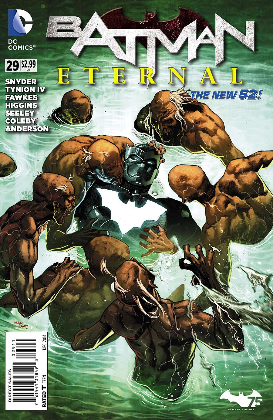 Preview Batman Eternal #29