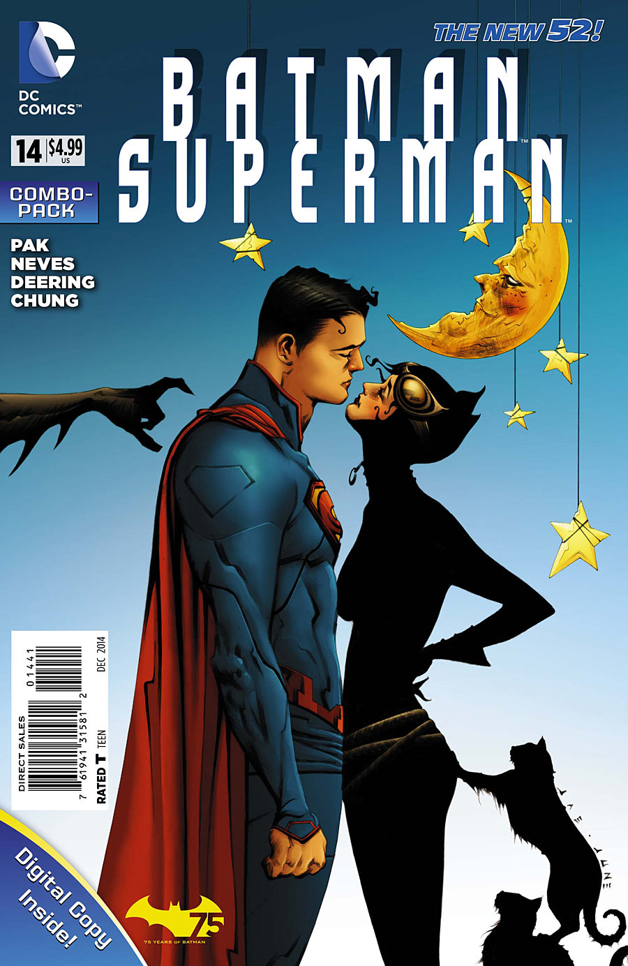 Preview Batman/Superman #14