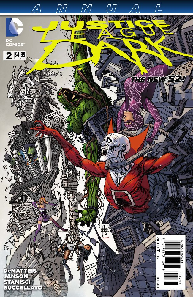 Preview Justice League Dark annual #2