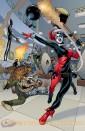 Harley Quinn Convergence
