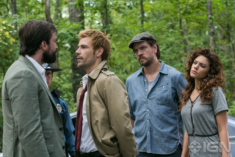 Preview TV Constantine S01E05