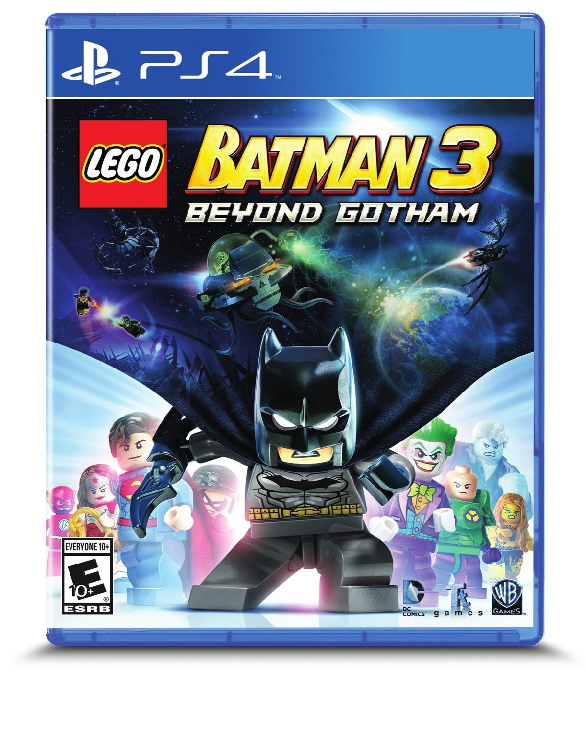 test lego batman 3 au del de gotham. Black Bedroom Furniture Sets. Home Design Ideas