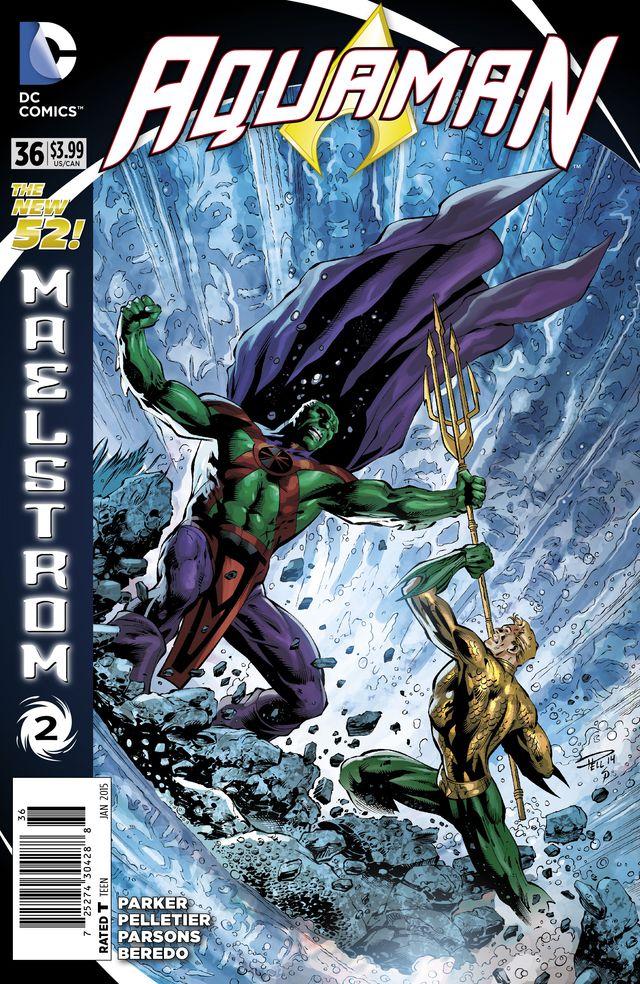 Aquaman #36