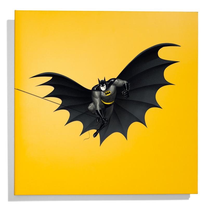Batman TAS - Mondo