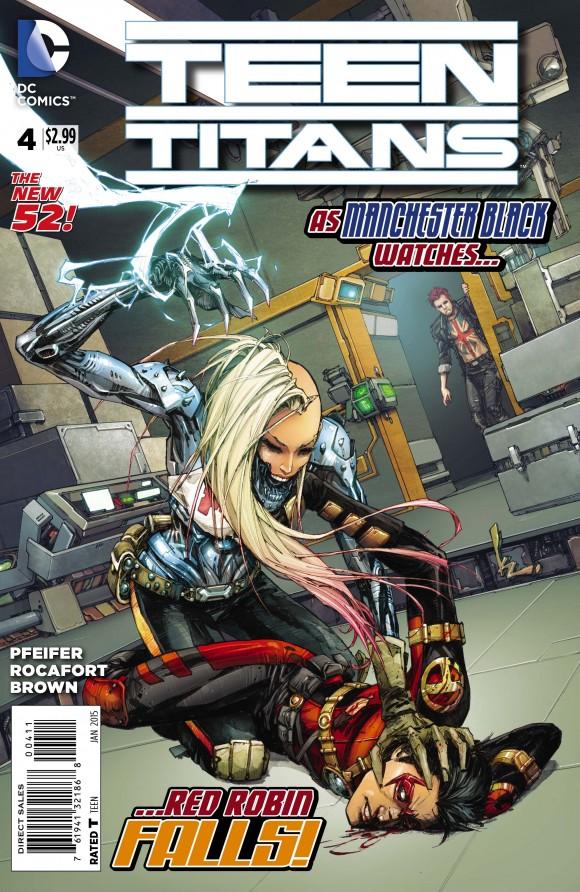 Preview Teen Titans #4