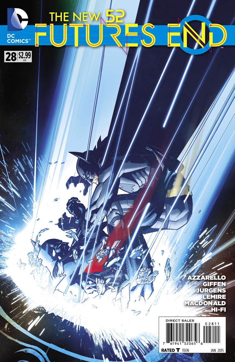 The New 52 : Futures End #28