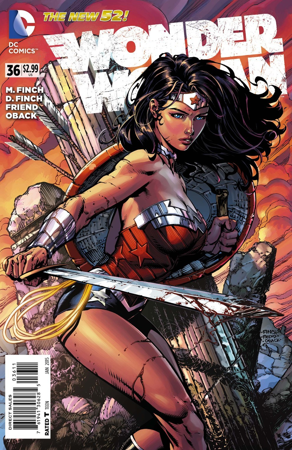 review vo  wonder woman  36