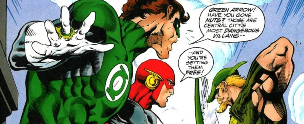 Review VO - Flash & Green Lantern : The Brave and the Bold 4
